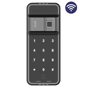 Khóa thông minh wifi Epic EF-300D Ultimate