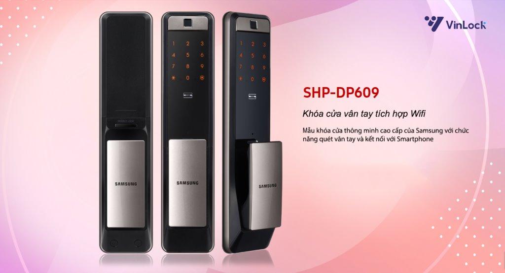khóa điện tử samsung shp dp 609-1