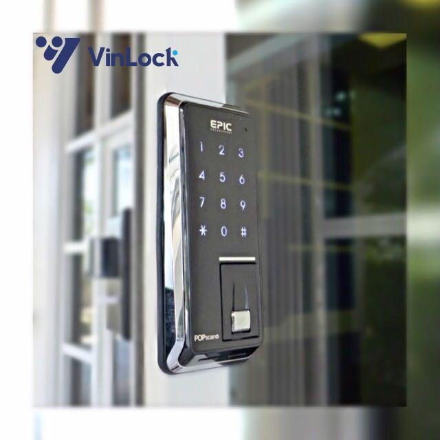 promotiongroupsalesbiometricdigitaldoorlockfromkoreapopscanm14649106864a934c0e