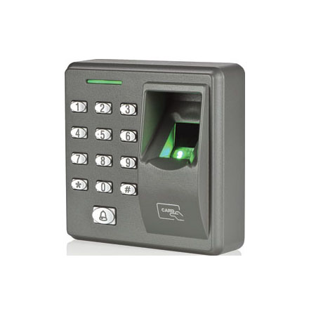 Thiết bị kiểm soát cửa ra vào vân tay và thẻ từ KOBIO X7