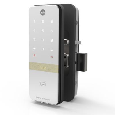 khóa cửa điện tử yale
